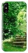 Inviting Steps In Ireland IPhone Case