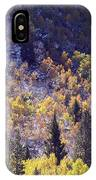 Inyo Aspens IPhone Case