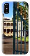 'iolani Palace IPhone Case