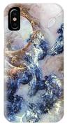 Ion Storm IPhone Case