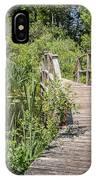 Ipswich River Bridge IPhone Case