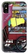Iquique Chile Street Cart IPhone Case
