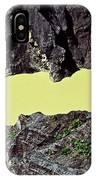 Irazu Volcano - Costa Rica IPhone Case