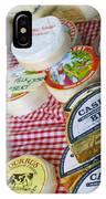 Ireland Cheese Vendor IPhone Case
