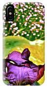 Iris 11 IPhone Case