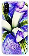 Iris 12 IPhone Case