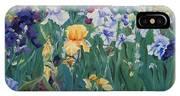 Iris Abun-dance IPhone Case