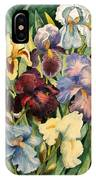 Iris Collection IPhone Case