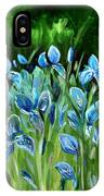 Iris Galore IPhone Case