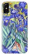 Irises IPhone X Case
