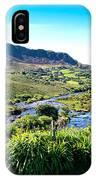 Irish Fields Of Green IPhone Case