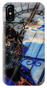 Iron Gate Abstract IPhone Case