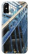 Iron Staircase IPhone Case