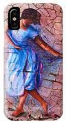 Isadora Duncan - 3 IPhone Case