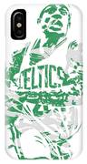 Isaiah Thomas Boston Celtics Pixel Art 15 IPhone Case