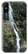 Isla Hoste Waterfall IPhone Case