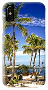Islamorada - Florida IPhone Case