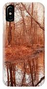 Island Creek Story IPhone Case