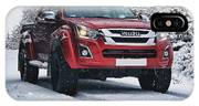 Isuzu In The Snow IPhone Case