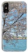 It Must Be Spring In Washington IPhone Case