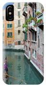 It Must Be Venice IPhone Case