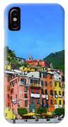 Italian Beachside  IPhone Case