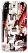 Italian Bistro - Venice IPhone Case