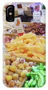 Italian Farmers Market Dried Fruits IPhone Case
