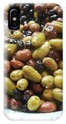 Italian Market Olives IPhone Case