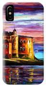 Italy - Liguria IPhone Case
