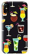 Its 5  Oclock Somewhere Cocktails IPhone Case