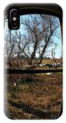 It's All A Matter Of Perspective IPhone Case