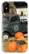 It's Fall At Sunrise Grocery IPhone Case