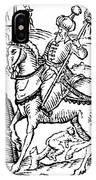 Ivan Iv Vasilevich (1530-1584) IPhone Case