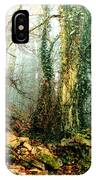 Ivy In The Woods IPhone Case