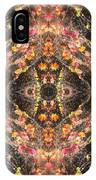 Ivy's In Black IPhone Case