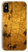 Ivy Shadows IPhone Case