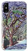 Jacaranda Road IPhone Case