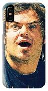 Jack Black - Tenacious D IPhone Case