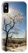 Jack Frost's Last Stand IPhone Case