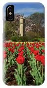 Jackson Park Spring Tulips 2 IPhone Case