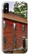 Jackson's Mill #3 IPhone Case