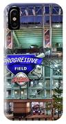 Jacobs Field IPhone Case