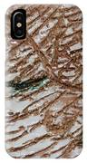 Jades Night Out - Tile IPhone Case