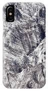 Jagged Glacier IPhone Case