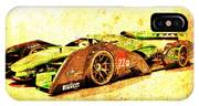 Jaguar Le Mans 2015, Race Car, Fast Car, Gift For Men IPhone Case