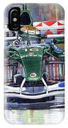 Jaguar R3 Cosworth F1 2002 Eddie Irvine IPhone Case