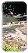 Jamaica Rushing Water IPhone Case