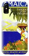 Jamaica, The Gem Of Tropics IPhone Case