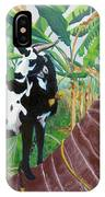 Jamaican Goat In A Tree IPhone Case